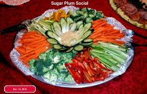 Sugar Plum Social December 2016