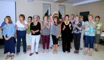 Members at September General Meeting