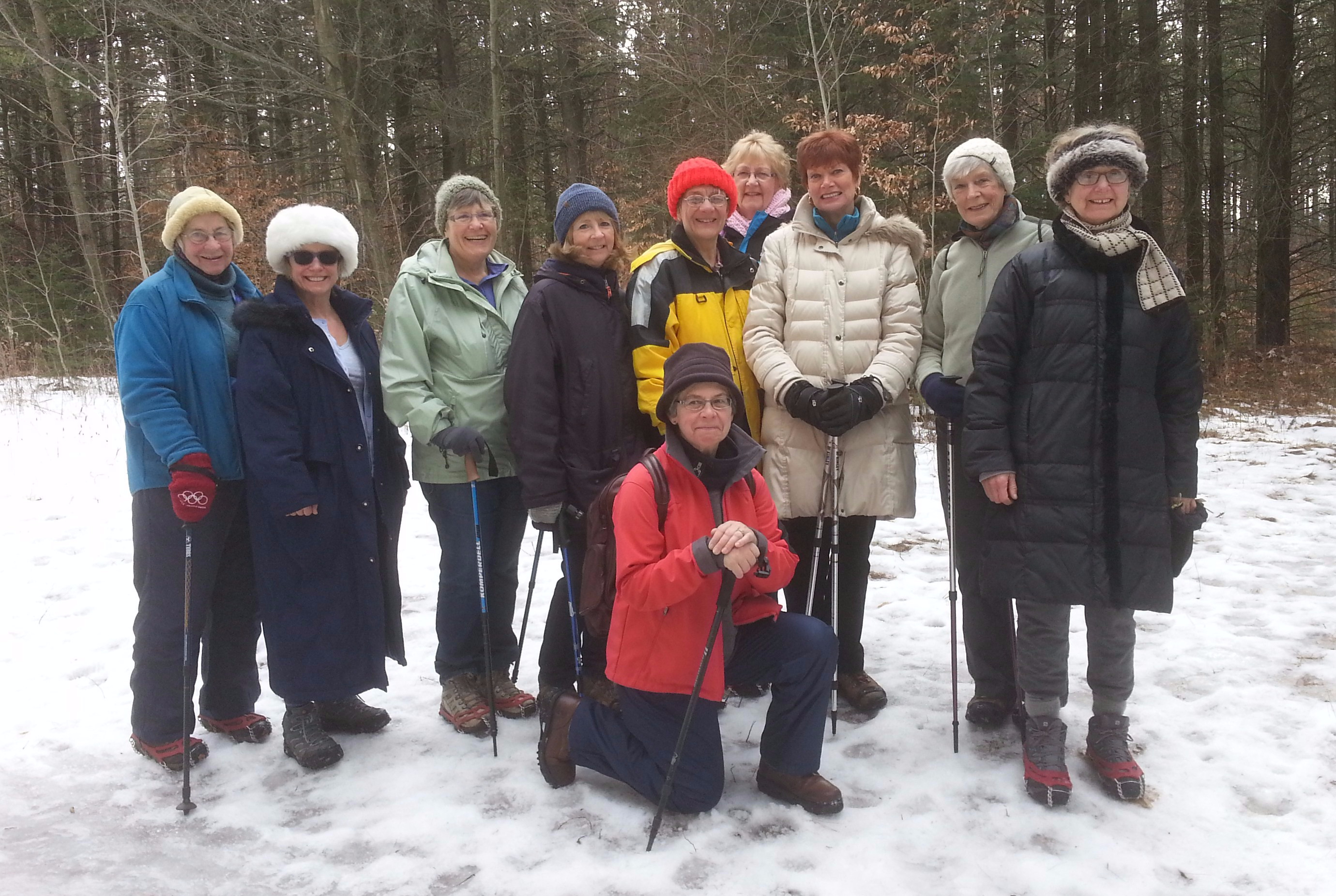 Hiking Group February 2016