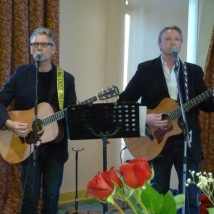 Entertainment at the May Banquet: fortysomething