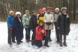 Hiking Group Winter 2016