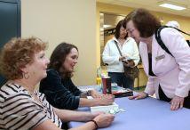 April 2016 Meeting, Book Signing - Novelist Cathy Buchanan