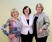 April 2016 - Members, CFUW Executive, Past & Present