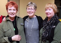 March Meeting, 2017 - CFUW Members