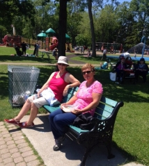 Country Walk Group 07/2017_Lakeshore Botanical Park & Gardens, Oshawa