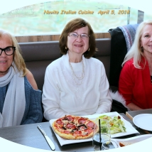 Lunch Bunch_Apr 2018 - Novita Italian Cuisine