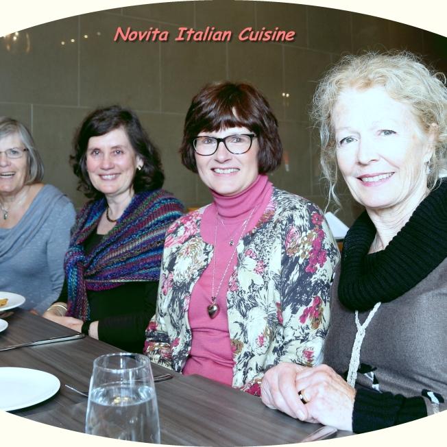 Lunch Bunch_Apr 2018 - Novita Italian Cuisine