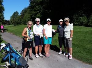 Golfers 2019