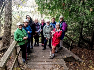 2019 10 24 Seaton Trail hike